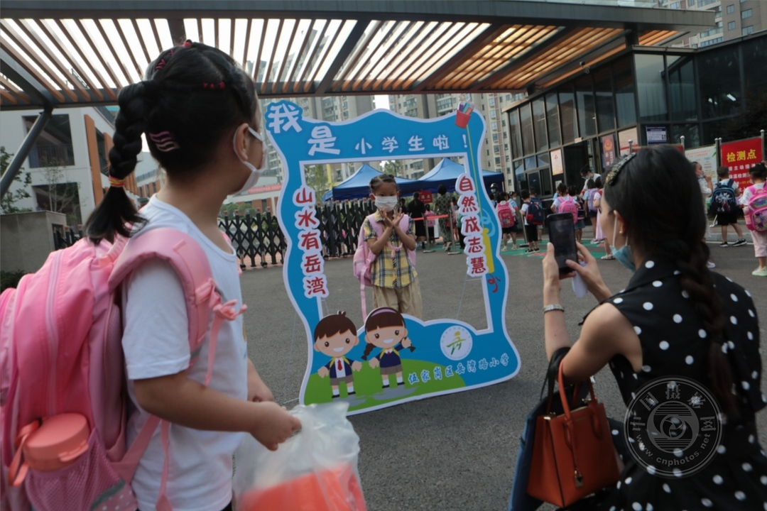 湖北宜昌:40万名学生回归校园