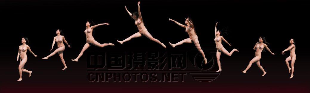 民舞背景图素材