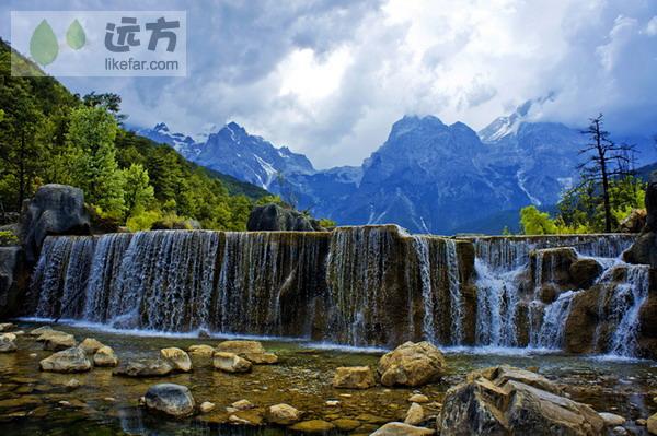 东周各庄村风景