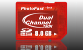 PhotoFast发布新SDHC存储卡