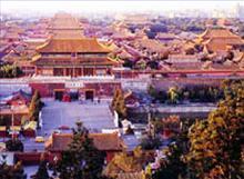 人文景观:故宫博物院