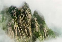 冬季黄山摄影十大景点